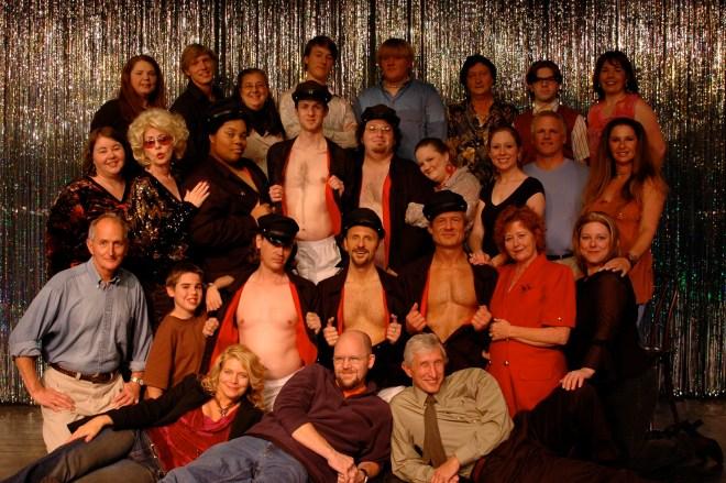 The Full Monty Cast & Crew