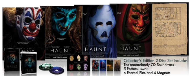 Haunt Collector's Edition