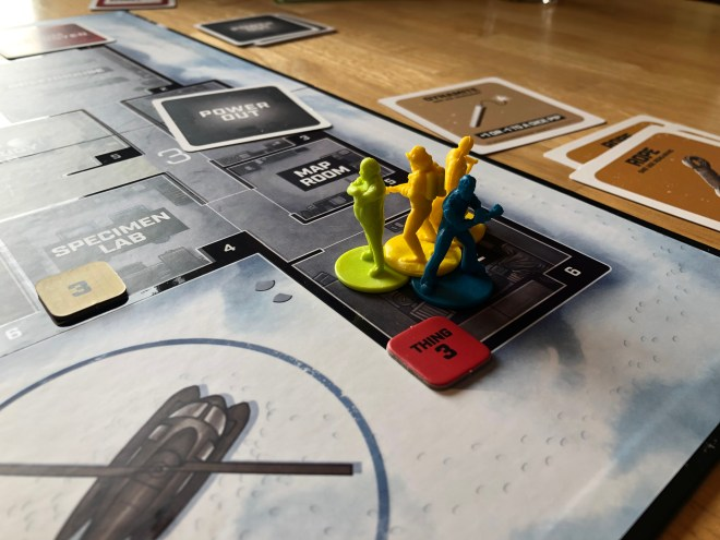 The Thing: Infection at Outpost 31!