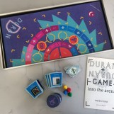 Duran Duran Into the Arena Board Game