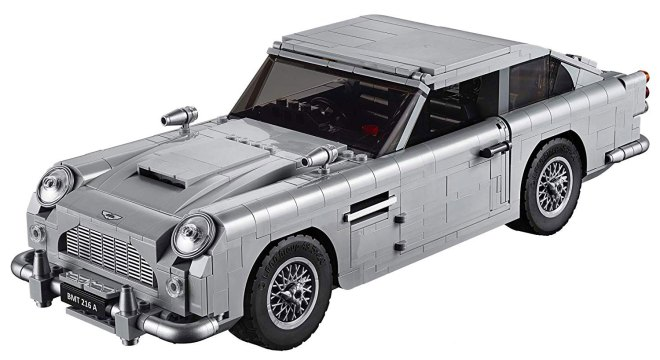 James Bond™ Aston Martin DB5 | Lego Creator Expert