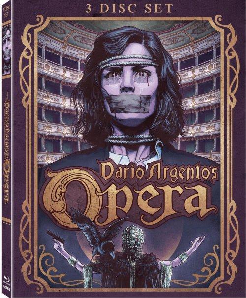 Opera 3-Disc Limited Edition Blu-ray