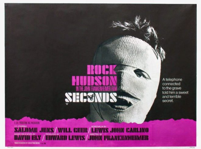 SECONDS - UK Poster