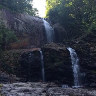 High Falls: Before