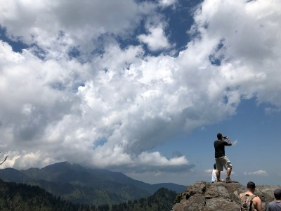 Mt. LeConte and Charlie's Bunion