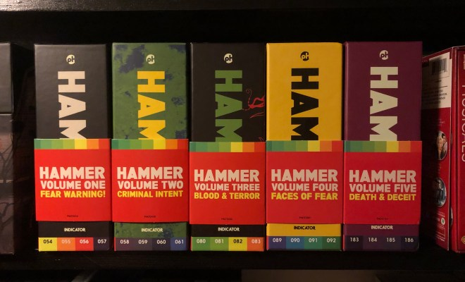 Hammer Box Sets from Indicator