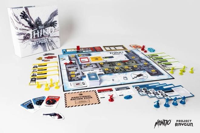 The Thing: Infection at Outpost 31 Mondo Exclusive Edition