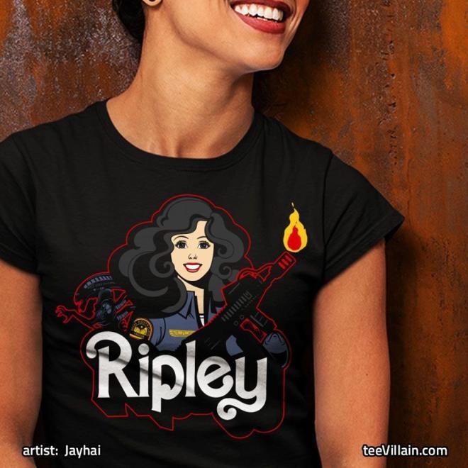 Ripley by Jay Hai
