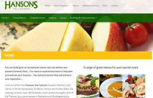 Hanson Catering, Herts & NW London
