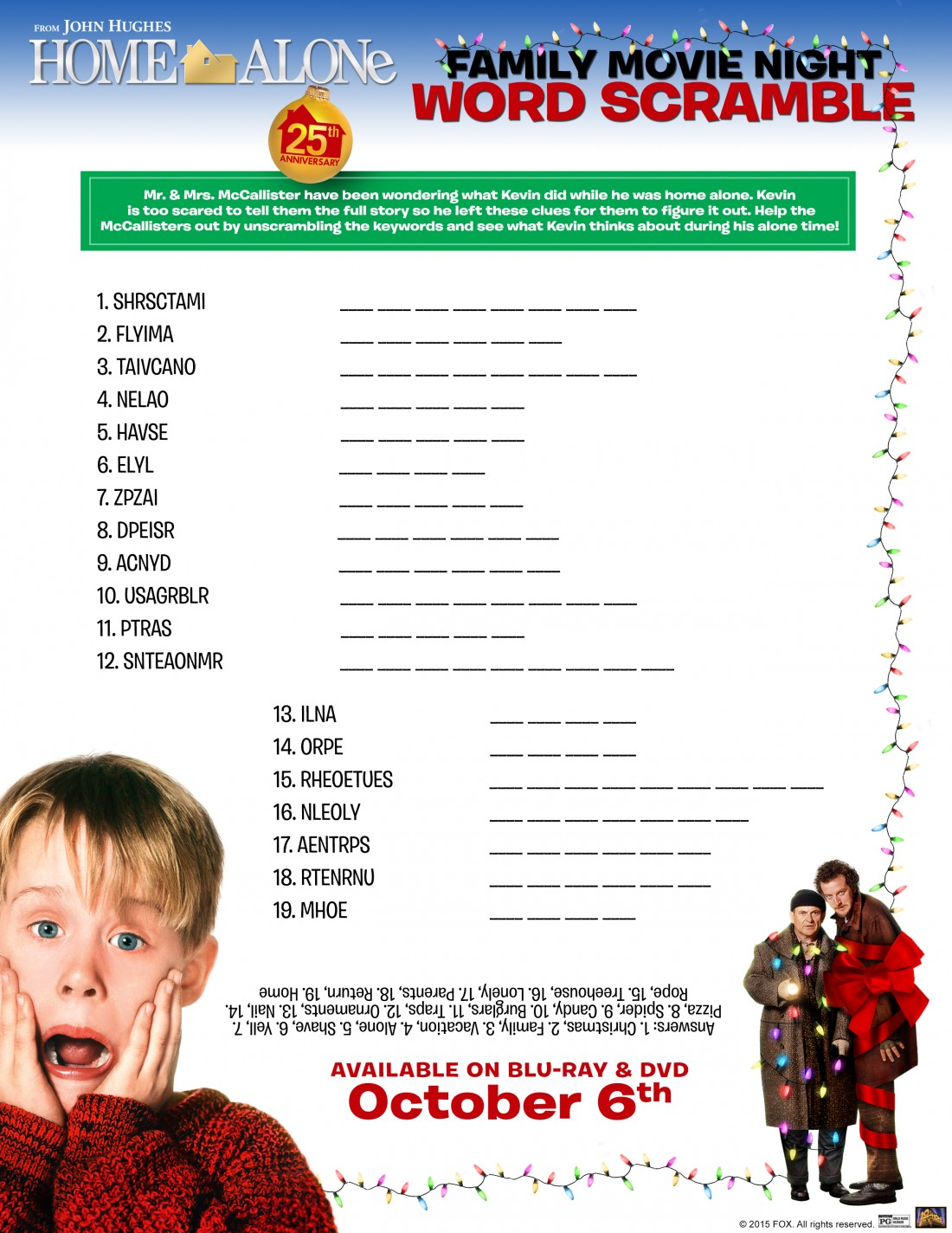 Home Alone Ultimate Collector S Edition Giveaway