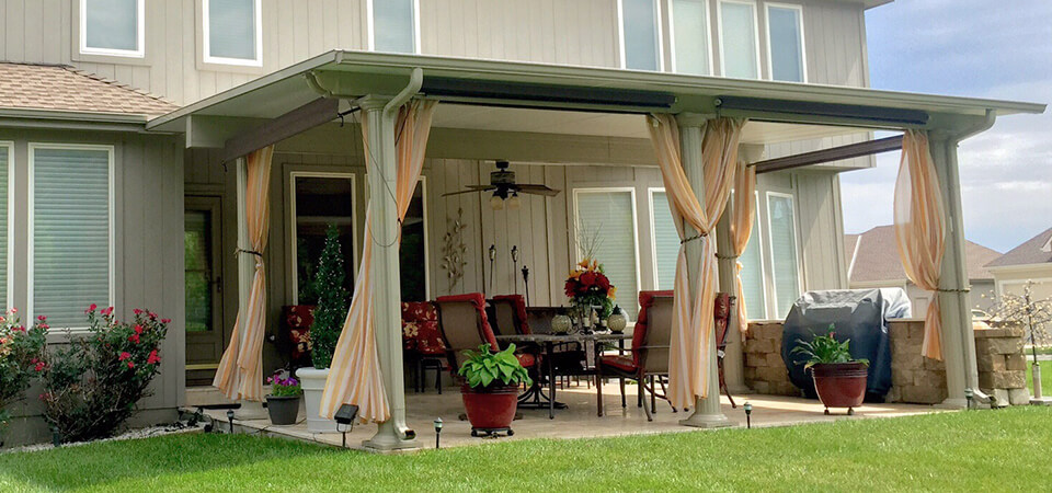 Patio Cover design ideas - what's best for your home ... on Backyard Patio Cover  id=94036