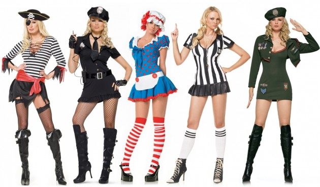 Great, Its Sexy Halloween Costume Time-9310