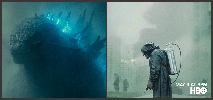 Where does HBO's Chernobyl fit into Godzilla's MonsterVerse?