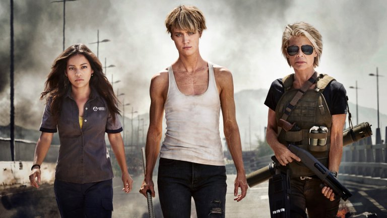 Unlucky Terminator fans forced to watch new sequel