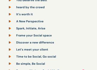 social media marketing company slogans