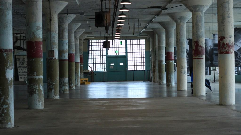 alcatraz, workhouse on alcatraz