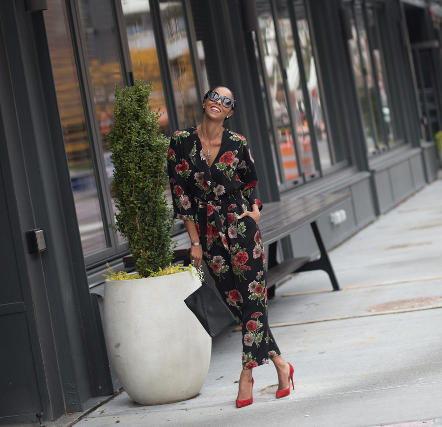 How To Rock Floral Prints With A Modern Vibe