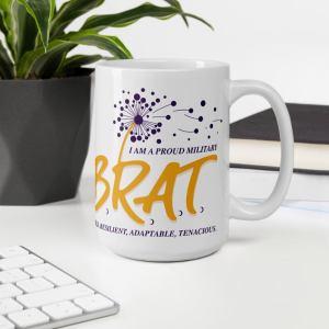 BRAT mug