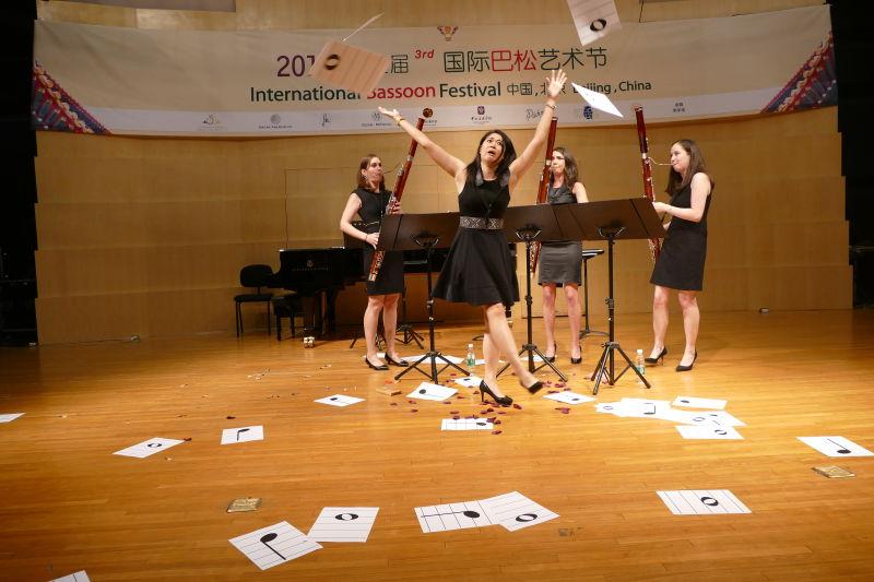 The Breaking Winds Bassoon Quartet Sheet Music