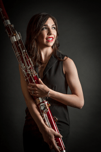 Brittany Harrington Breaking WInds Bassoon Quartet