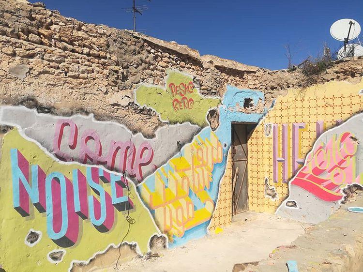 el Hokka: Sfax's New Street Art Collective