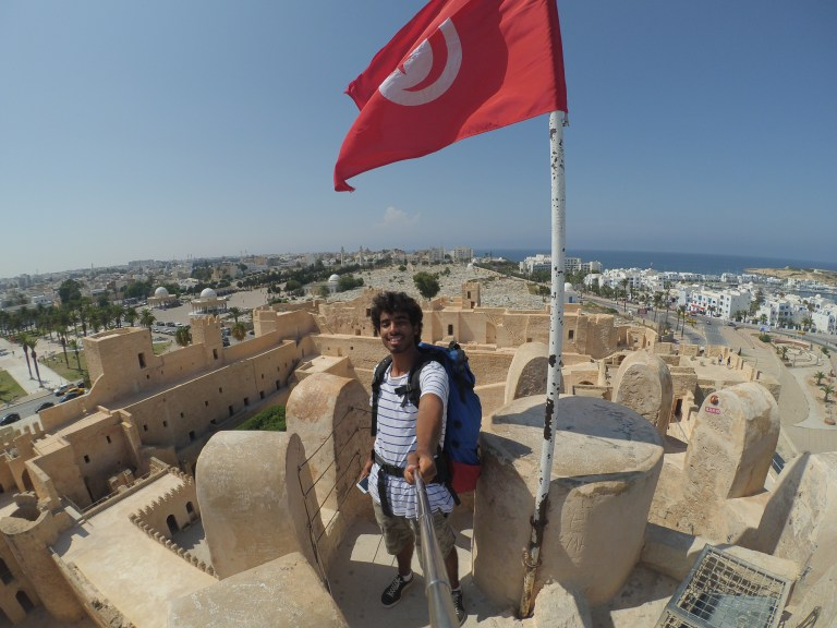 A Bboy's Backpacking Journey around Tunisia