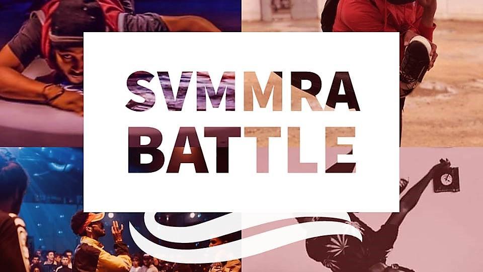 Sammra Battle 2: Hip Hop Dance with GabesFlava