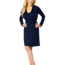 Holiday gifts for new moms: Motherhood Maternity Robe:Gown