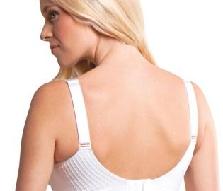 seamless nursing bra
