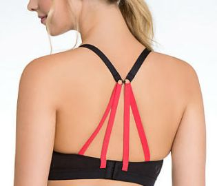 Moving Comfort Wire Free Sports Bra