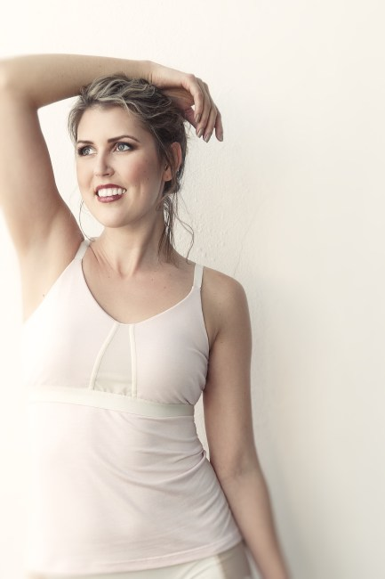 MAKEMERRY Patented Radiation Recovery Camisole_Front_MAKEMERRY by AnaOno Intimates