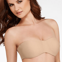 cd033f79d8 Wacoal Seamless Strapless Bra - Elisabeth Dale s The Breast Life