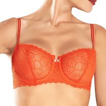 Chantelle Merci Unlined Underwire Demi Bra