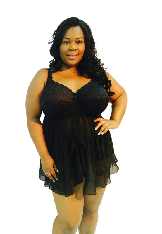 plus size chemises