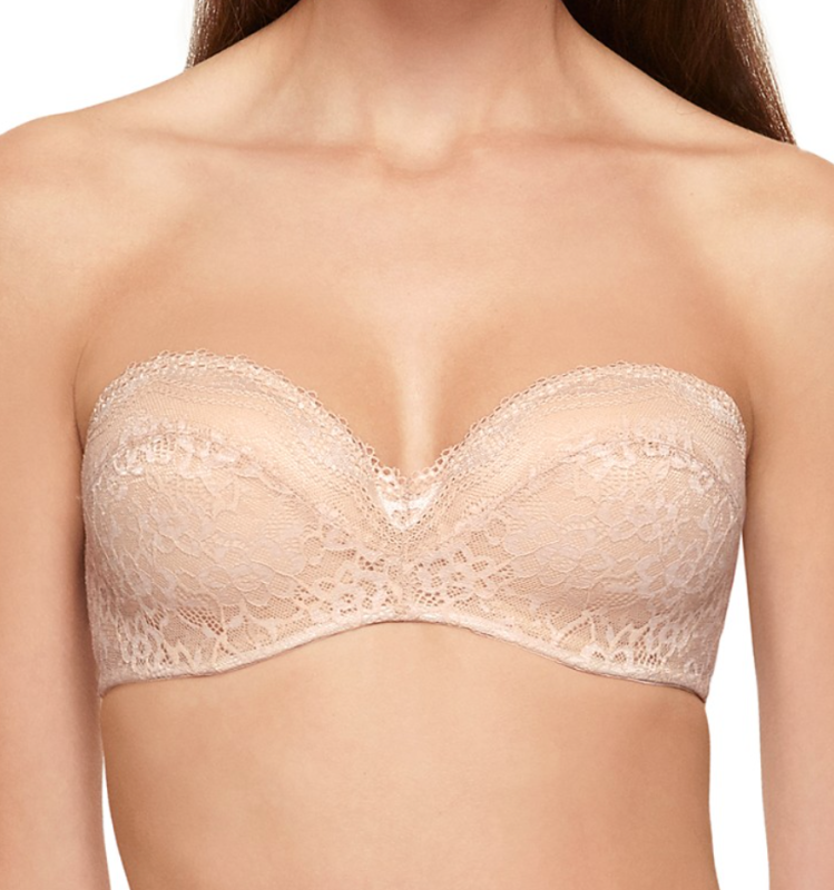 7c366f8ef51 b.tempt d by Wacoal b.enticing Strapless Bra - The Breast Life