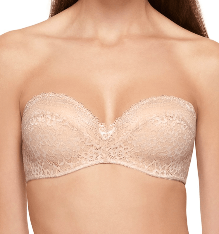44c4fe0816bc8 Shop The Bra Zone · Strapless  b.tempt d by Wacoal b.enticing Strapless Bra