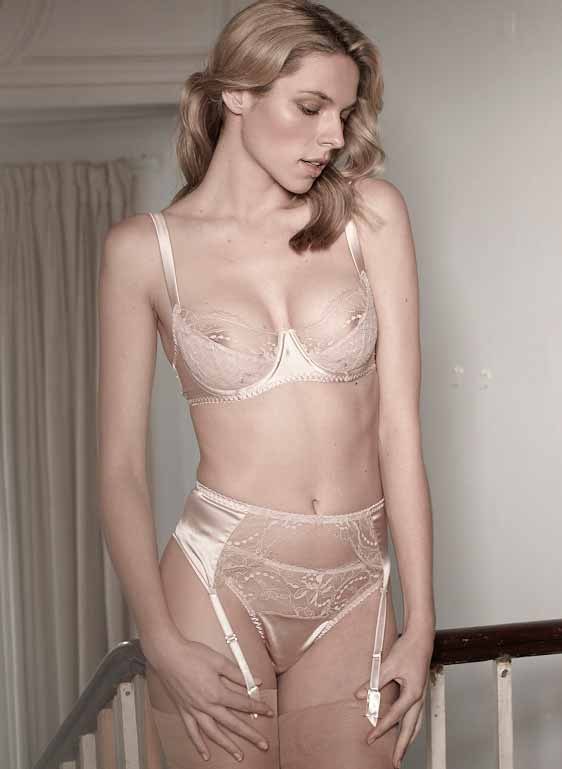 luxury honeymoon lingerie