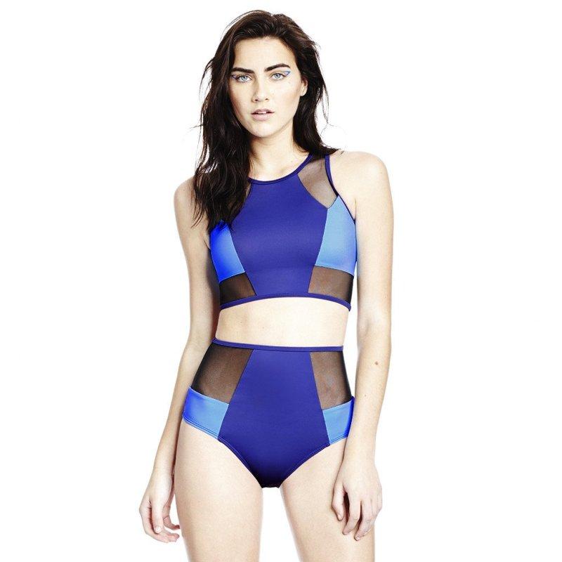 sporty swimwear