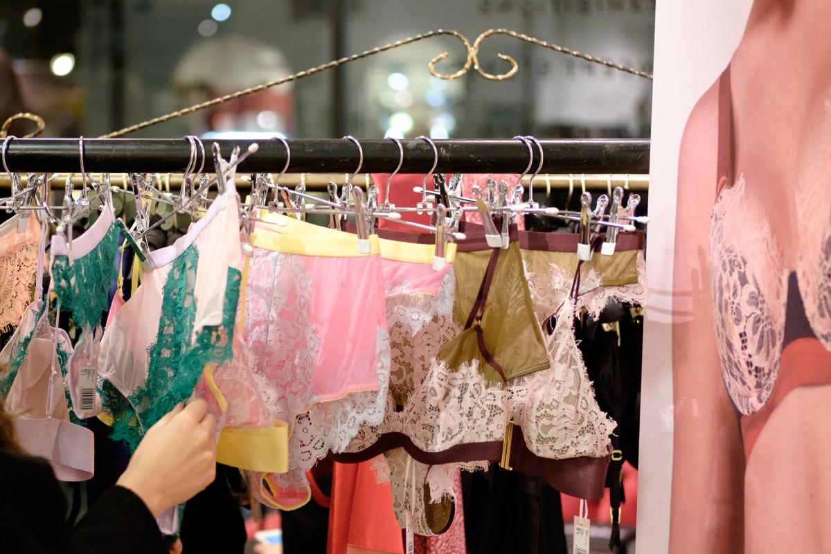dessous london tradeshow