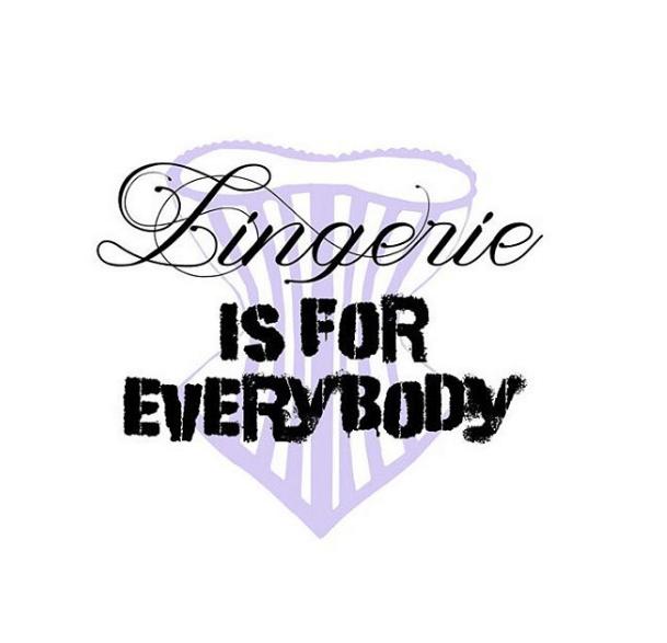 lingerie instagram accounts