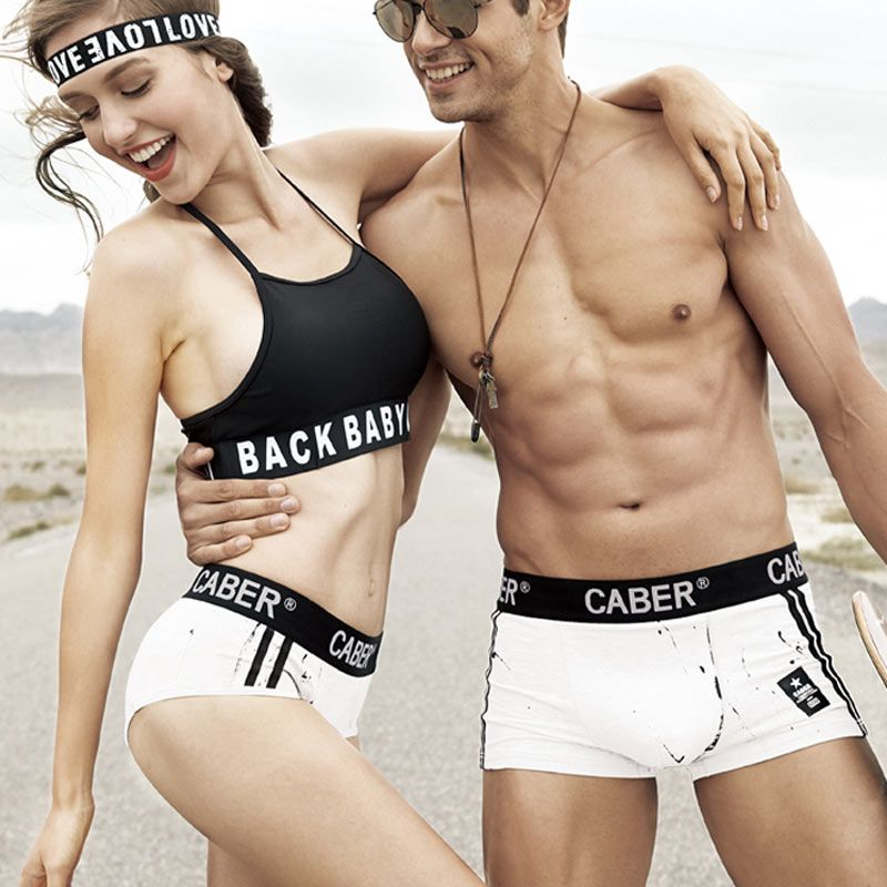 matching underwear