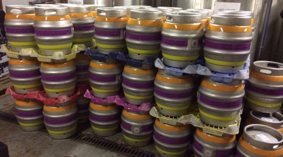 51 casks of First Light