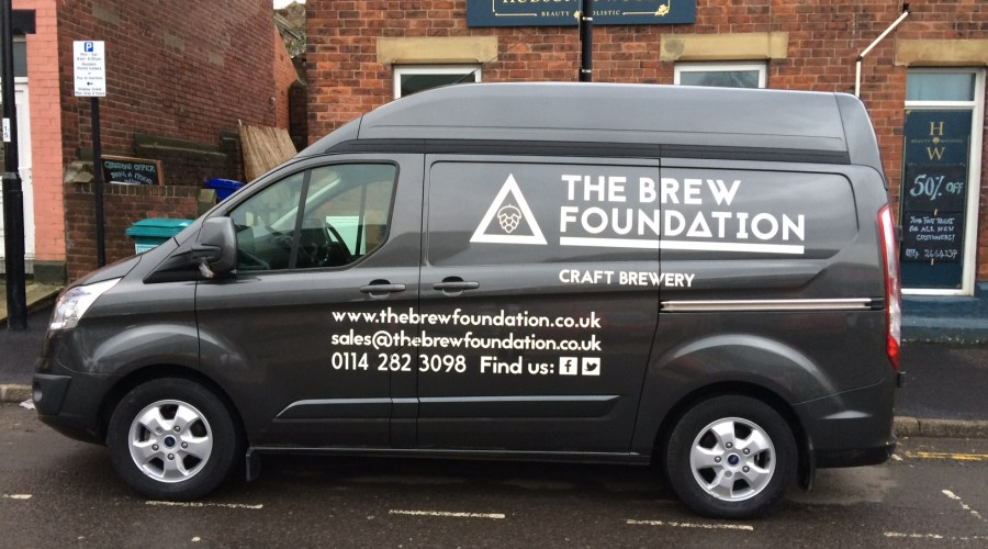 Brew Foundation van