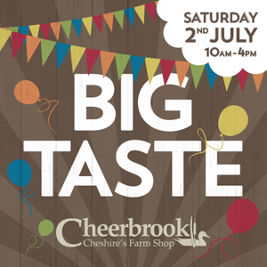 Cheerbrook Big Taste Event