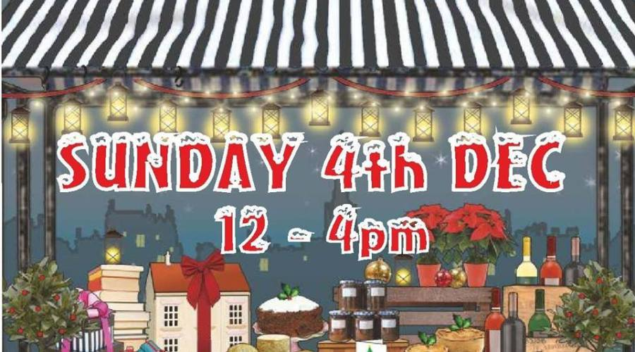 Sharrow Vale Christmas Market