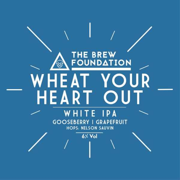 Wheat Your Heart Out pump clip