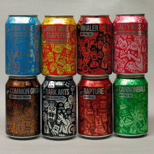 Magic Rock Cans