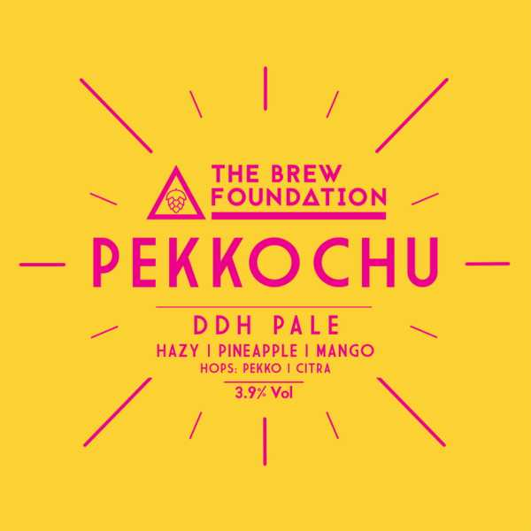 The Brew Foundation PekkoChu