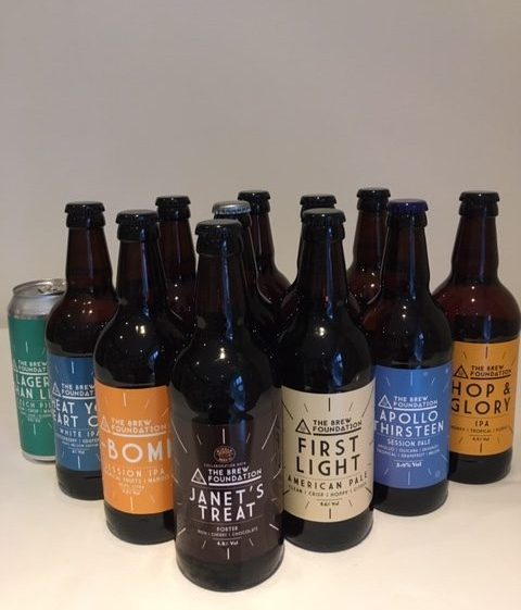 An example of the beers availble to buy online in our online store