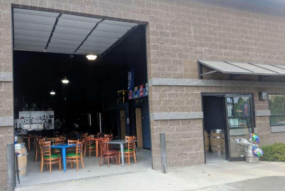 First look at Geist Beerworks, Redmond's newest brewery - The Brew Site